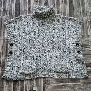 Ethereal By Paper Crane Knit Turtleneck Sweater